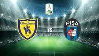 Chievo Verona vs Pisa