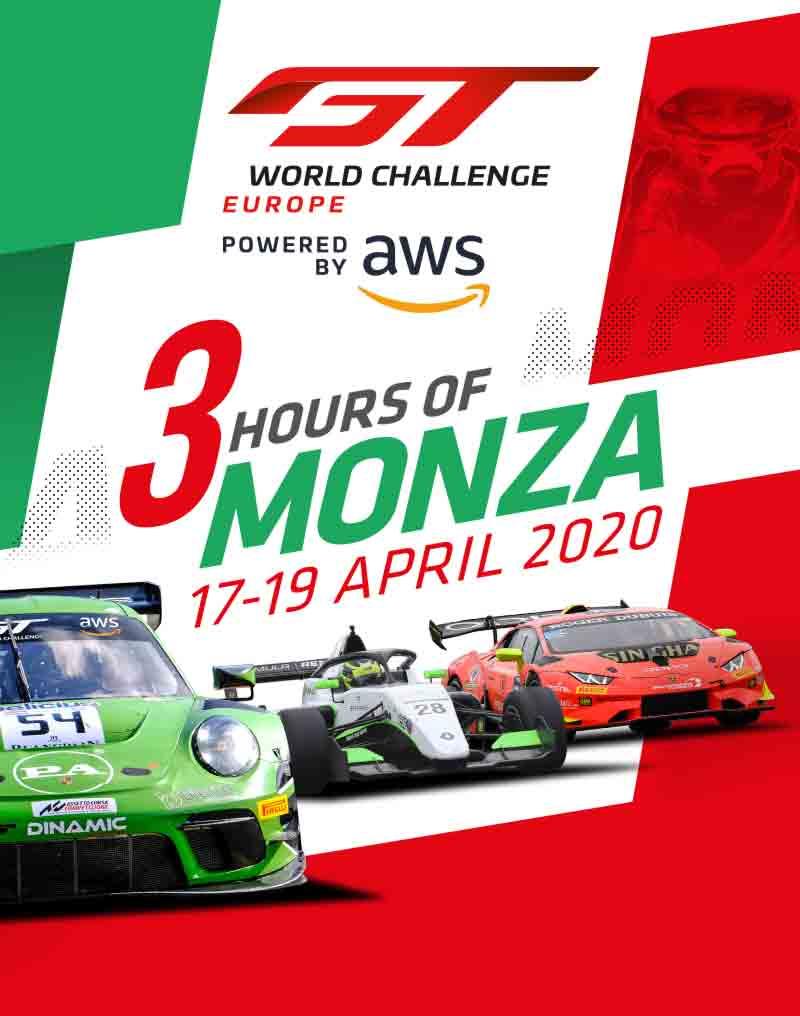 GT World Challenge Europe