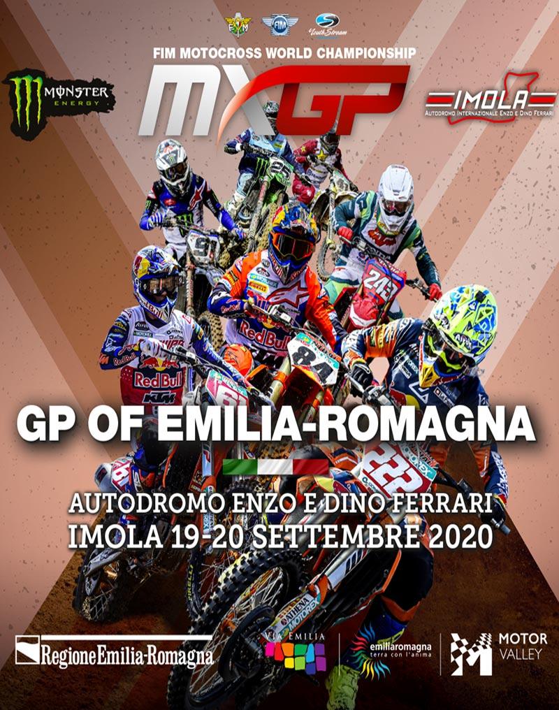MXGP of Emilia Romagna