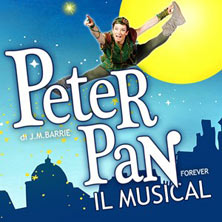Peter Pan, il musical