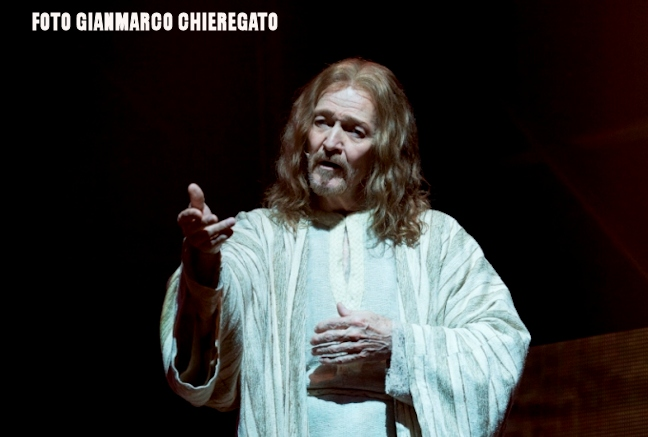 Jesus Christ Superstar - Regia Massimo Romeo Piparo - Ted Neeley