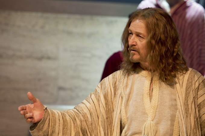 Jesus Christ Superstar - Regia Massimo Romeo Piparo - Jesus Christ Superstar