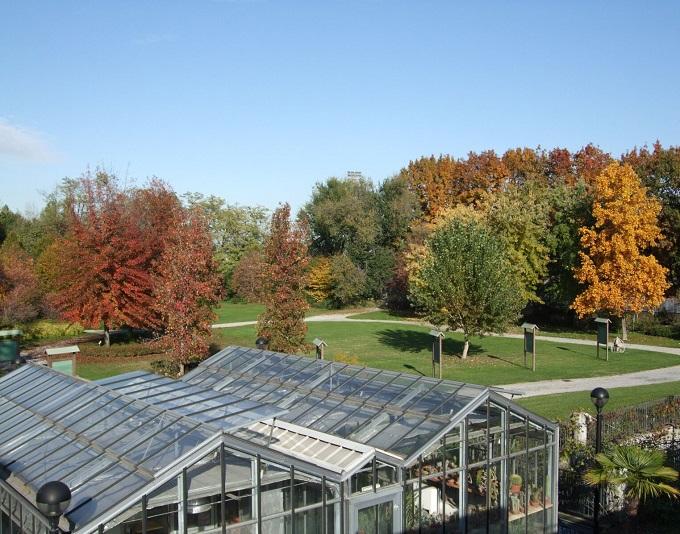Orto botanico citt studi di milano immagini for Giardino botanico milano