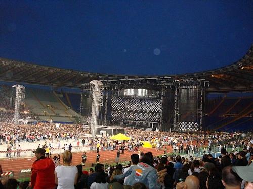 Cartina Stadio Olimpico Di Roma.Stadio Olimpico Roma Ticketone