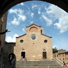 foto ticket Duomo San Gimignano