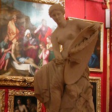 Galleria Palatina, Galleria Arte Moderna