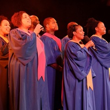 The Original USA Gospel Singers + Band
