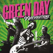 Green Day - 99 Revolutions Tour  - Biglietti