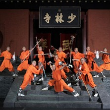 The mystical power of Shaolin KungFu