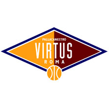 VIRTUS ROMA vs 2BC CONTROL TRAPANI Serie A2 Regular Season 2018/2019Roma