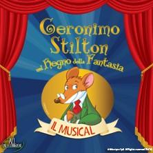 Geronimo Stilton nel Regno della Fantasia - Il MusicalPadova