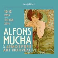 foto ticket Alfons Mucha e le atmosfere art nouveau