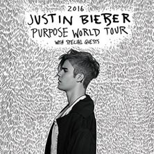 Justin Bieber - Purpose World Tour - Biglietti