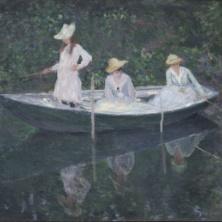 foto ticket Mostra Monet Dalle collezioni del Musée d'Orsay