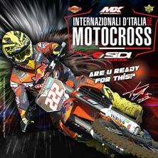 foto ticket Campionati Internazionali d'Italia di Motocross