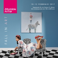 Milan Affordable Art Fair 2017 identity