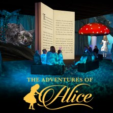 foto ticket Adventures of Alice