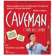 Biglietti Evento Caveman - FIRENZE