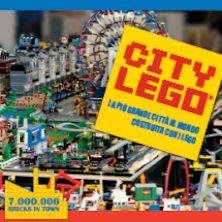 City Lego, la più grande città costruita con i Lego