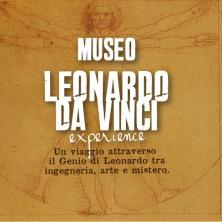 foto ticket Leonardo Da Vinci Experience