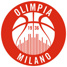 AX ARMANI EXCHANGE OLIMPIA MILANO vs REAL MADRID Eurolega 2018/2019Assago