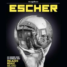 foto ticket Escher