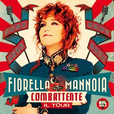 foto ticket Fiorella Mannoia