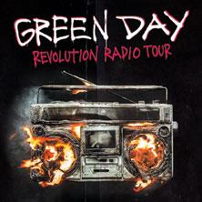 foto ticket Green Day + Rancid - I-Days 2017