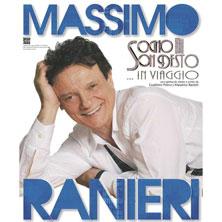 foto ticket Massimo Ranieri in Sogno e son desto in viaggio