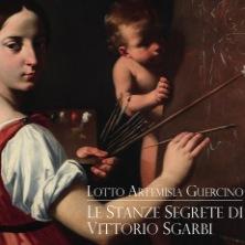 foto ticket Lotto Artemisia Guercino. Le stanze segrete di Vittorio Sgarbi