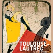 Toulouse lautrec la belle epoque tickets ticketone for Lautrec torino