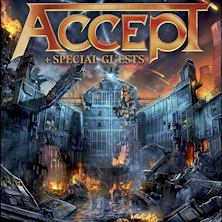 Accept + special guest