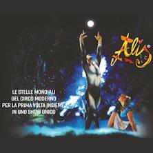 foto ticket Le Cirque World's Top Performers - Alis