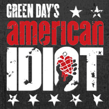 foto ticket Green Day's American Idiot