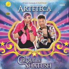 Arteteca in Cirque du Shatush