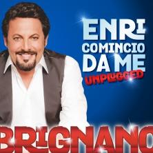 foto ticket Enrico Brignano
