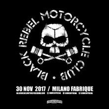 foto ticket Black Rebel Motorcycle Club