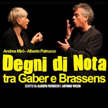 Degni di nota - Tra Gaber e Brassens