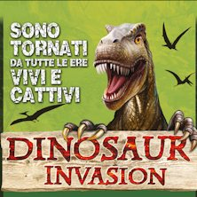 Dinosaur Invasion