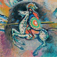 foto ticket Kandinskij, il cavaliere errante. In viaggio verso l'astrazione