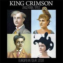 King Crimson VIP PACK Lucca Summer Festival