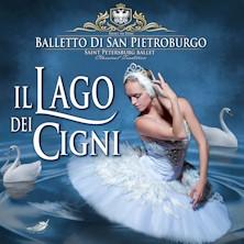 Il Lago dei Cigni - Balletto di San PietroburgoPadova