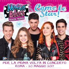 Maggie e Bianca Fashion Friends - Come le star Live
