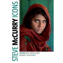 foto ticket Steve McCurry. Icons