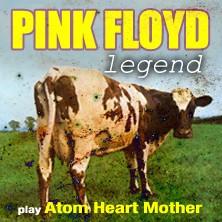 foto ticket Pink Floyd Legend - Atom Heart Mother