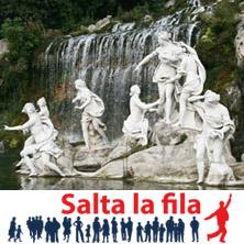 foto ticket Reggia di Caserta