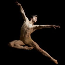 foto ticket Roberto Bolle and Friends