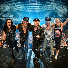 Scorpions VIP PACK Lucca Summer Festival 2019Lucca