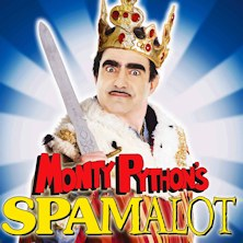 Spamalot - I Cavalieri della tavola molto, molto, molto rotondaMilano