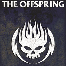 foto ticket The Offspring